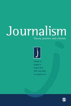 Journalism and ethics essay